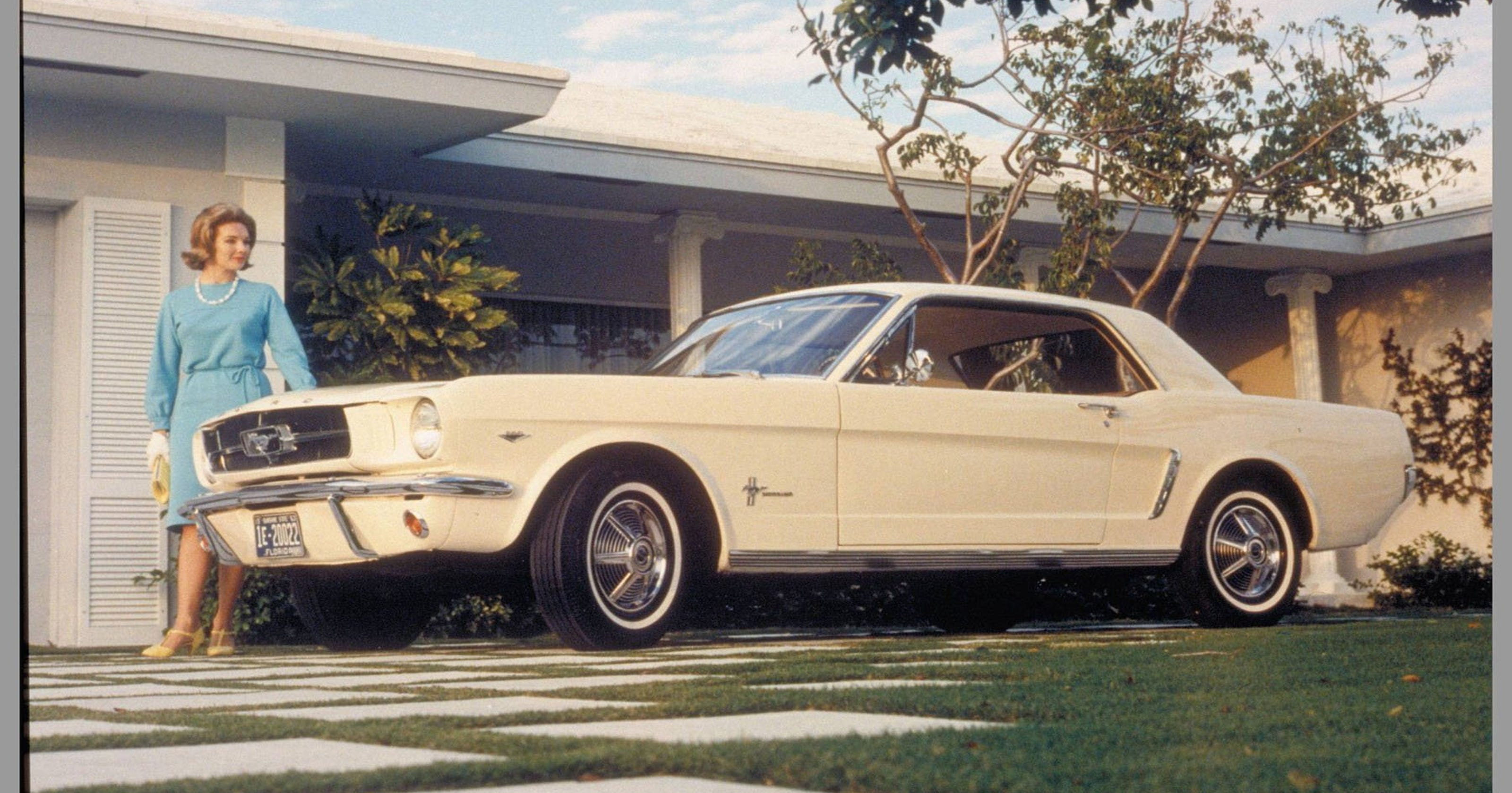 Ford mustang 11 facts you may not know