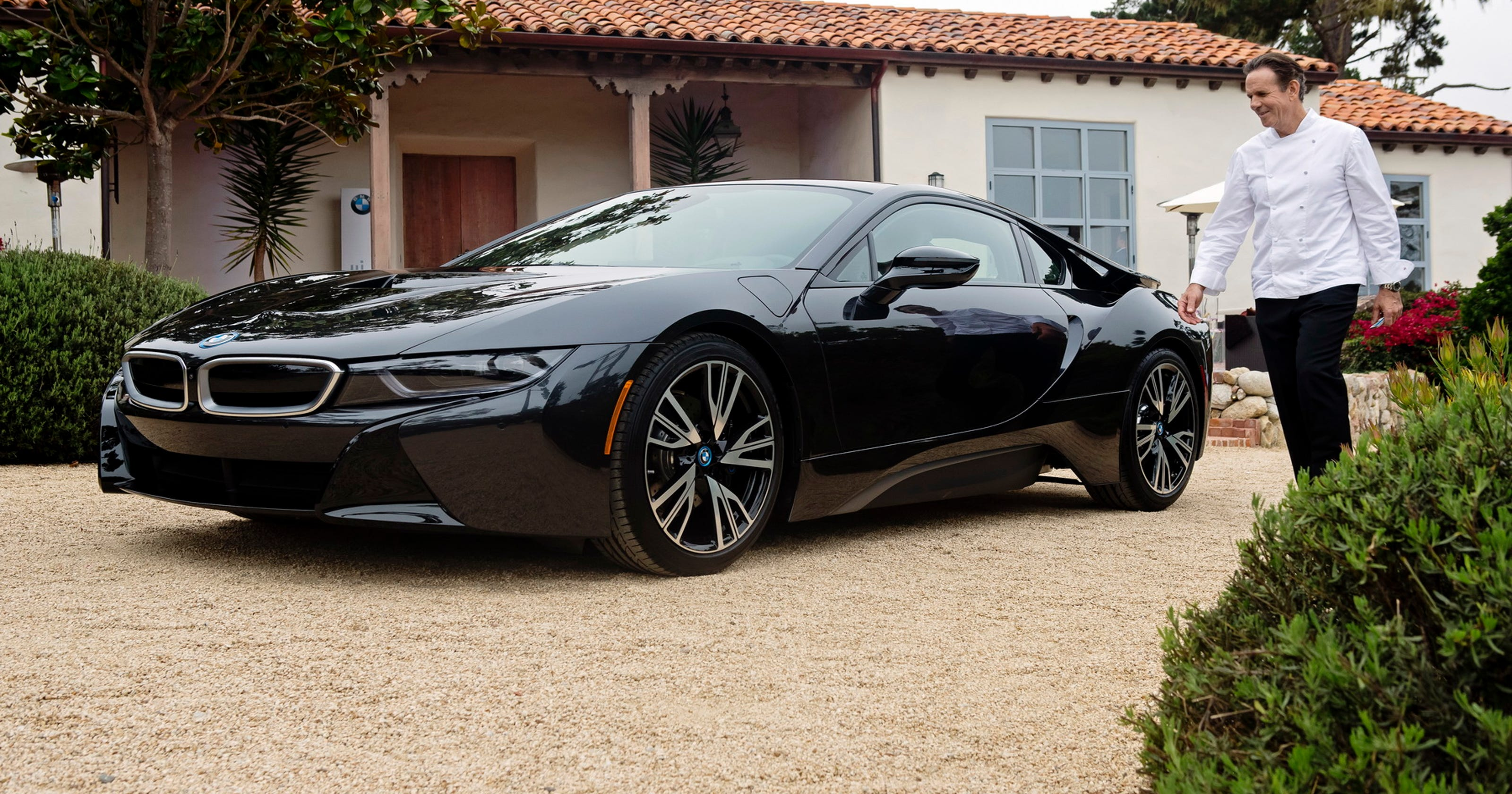Future Performance Today 2015 Bmw I8 Hybrid Coupe