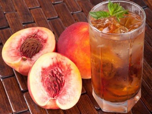 Bourbon and sweet tea. A favorite of Milkwood bartender Stacie Stewart.