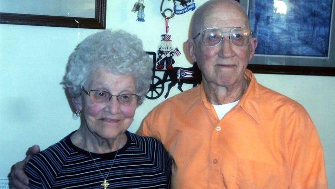 Grace and Dean Artz