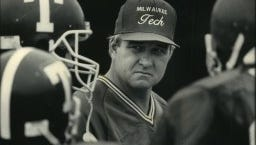 Former Milwaukee Tech coach Tom Konowalski is a member of the state coaches association hall of fame for football and baseball.