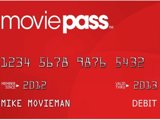 MoviePass helps feed people's film habits by giving them movie theater passes for a monthly fee of $9.95.