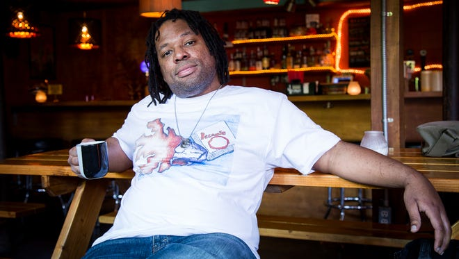 Nathan Brannon will perform a night of stand-up comedy Oct. 15 at Capitol City Theater.