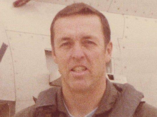 Paul Herrick, the author.