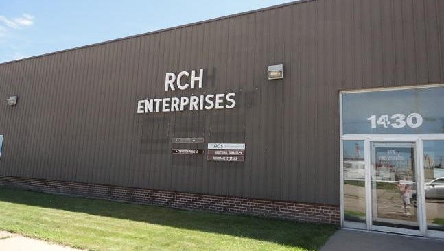 The RCH Enterprises building on Wisconsin Rapids' near east side originally housed the Prentiss-Wabers Stove Co.