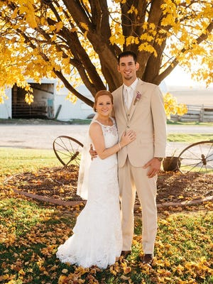 Erin and Scott Blomme