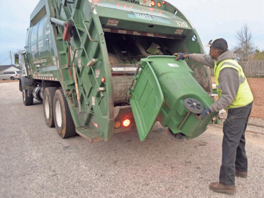 Over the next 30 to 60 days, Santa Rosa County staff will work with Waste Pro and ECUA on new contracts, which will be brought back to the County Commissioners in April.