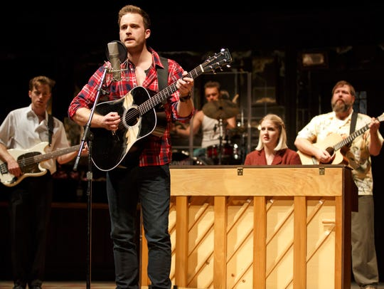 """""""Once"""" opens Tuesday at the PAC."""