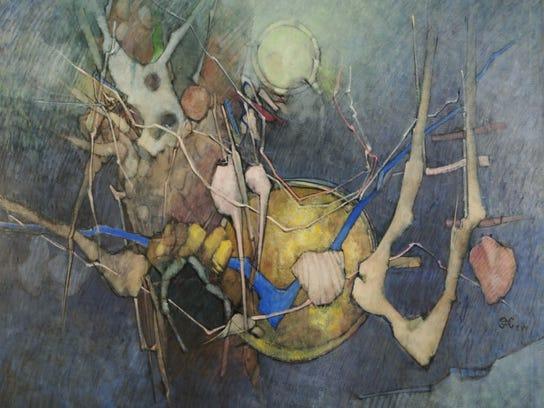 P Heller Untitled, 1999 oil on canvas.JPG