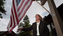Shirley Holt, the widow of Boulder County, Colo., sheriff's