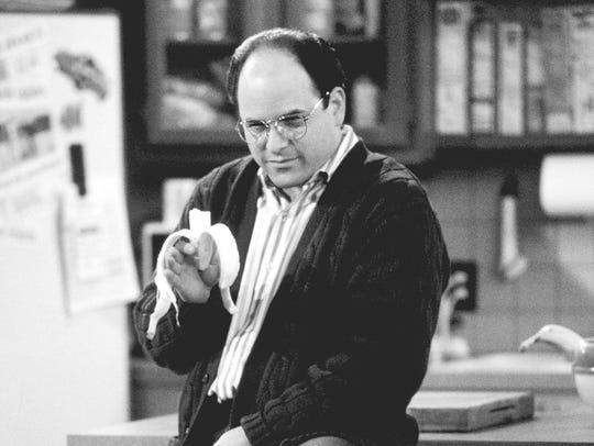 "Jason Alexander portrayed George Costanza on ""Seinfeld."""