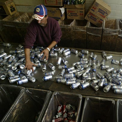 House advances repeal of bottle deposit while promising multi-year process