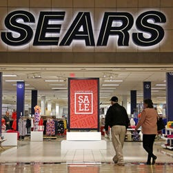Sears and Kmart might not have enough money to stock their shelves