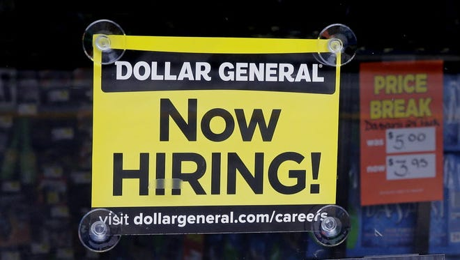 April hiring continued to slow although job openings remained high