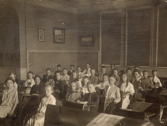School Days, Polk School