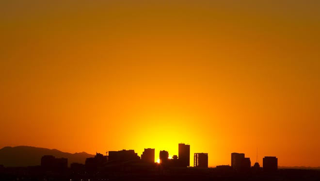 No daylight-saving time: While America springs forward and falls back, Arizona sticks to its time guns. We like our sunrises and sunsets right where they are on the clock, so you can keep your time ambivalence.