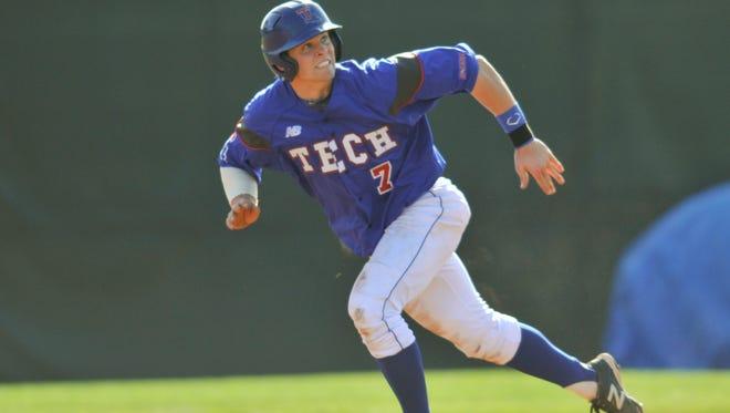 Shreveport native Taylor Love is Louisiana Tech's top returning hitter under new coach Greg Goff.