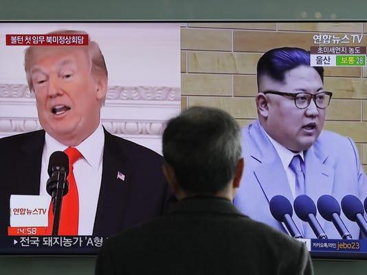 South Korea North Korea Nuclear Site