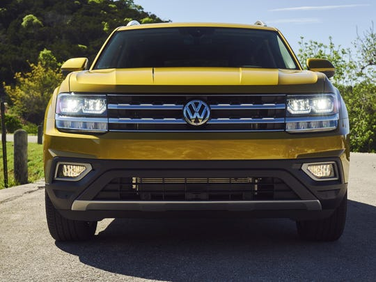 All Atlas models feature full LED front lighting, including low beams, high beams, turn signal indicators, Daytime Running Lights and side marker lights.