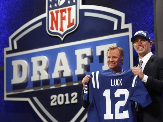 Matt Overton will buy season tickets from fans angry at Andrew Luck