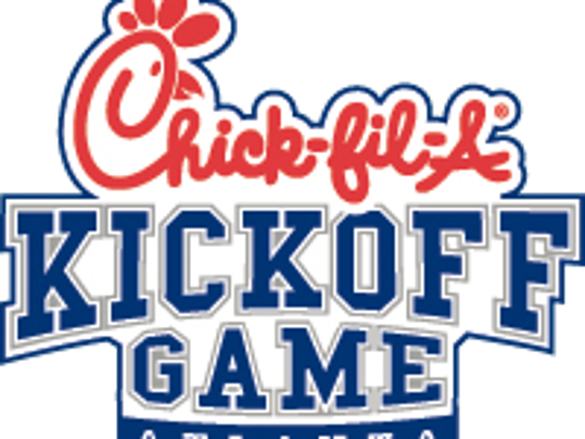 Chick-fil-A Kickoff Game logo