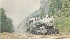 "Saluda Train Depot will host the exhibit """"How the West Was Won:  Trains and the Transformation of Western North Carolina"" starting July 1."