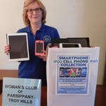 Parsippany Woman's Club wants your old phone