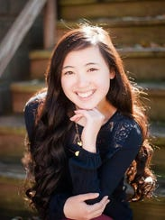Lindsey Mei Qin Wilson, the daughter of James and Carmen