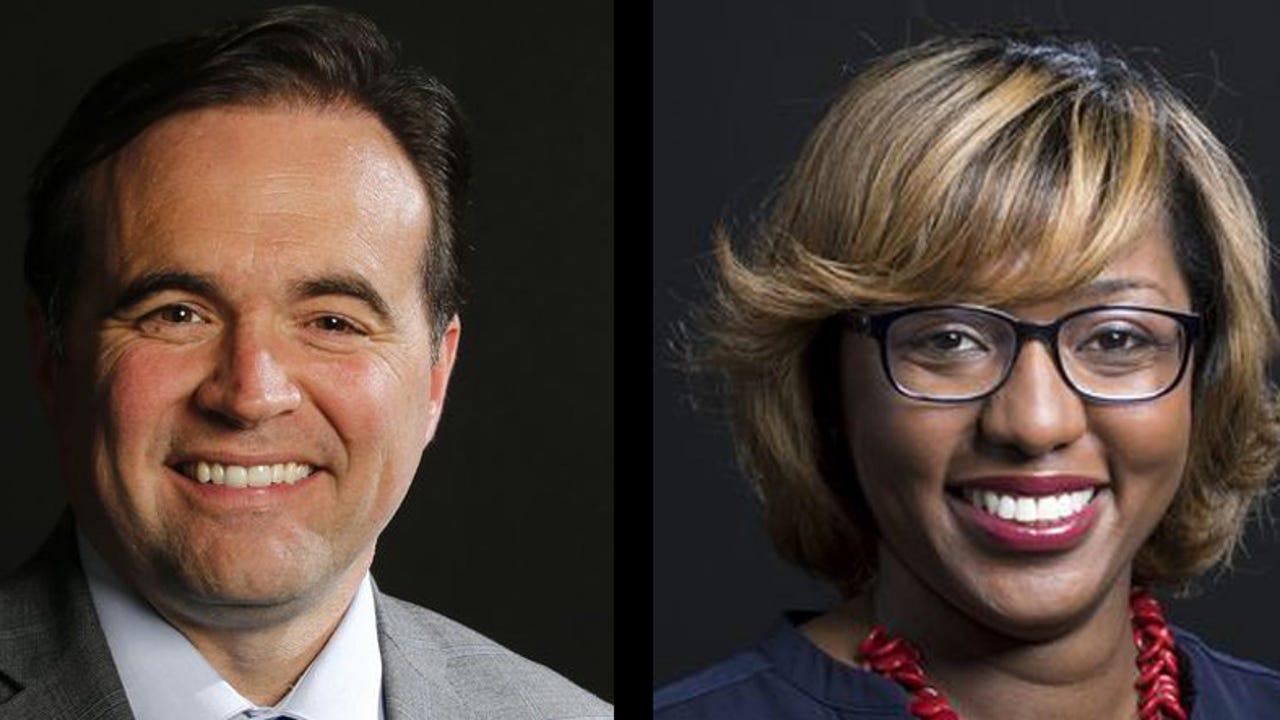 The 2017 campaign for Cincinnati mayor will be the most expensive in the city's history. Here are highlights from the campaign finance reports of John Cranley and Yvette Simpson.