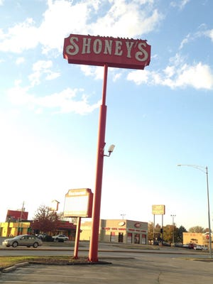 Shoney's restaurant at Battlefield and National has been closed for almost three years.