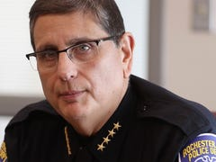 Deputy Chief Mark Simmons named interim RPD chief after Ciminelli announces his departure