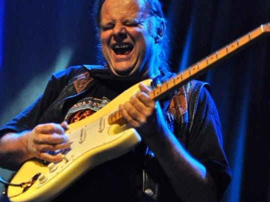 Walter Trout.