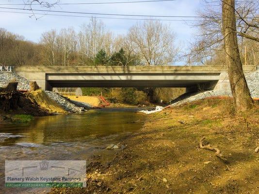 New Bridgeville Road bridge