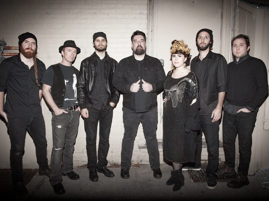 Kat Wright and the Indomitable Soul Band join Gang