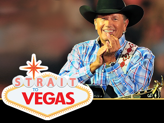 PLUS a once in a lifetime chance to meet George Strait.