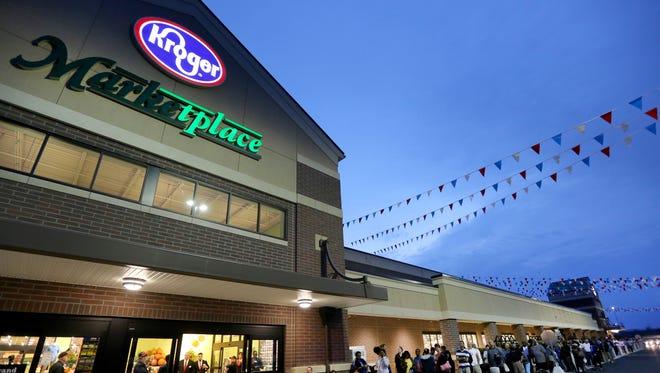 The Kroger Marketplace in Oakley opened on September 10, 2015. It's the largest Kroger in the country and employs nearly 400 people.