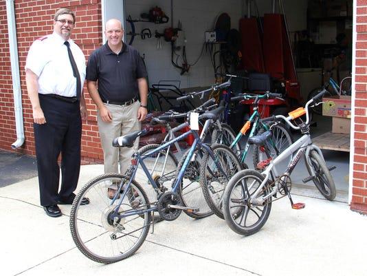 PLY township bikes