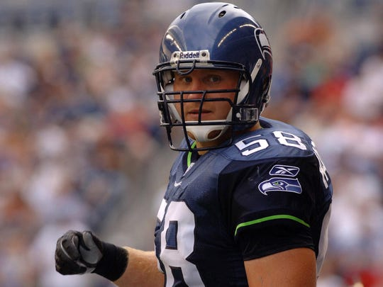 Union-Endicott graduate Isaiah Kacyvenski played for the Seattle Seahawks from 2000 to 2006.