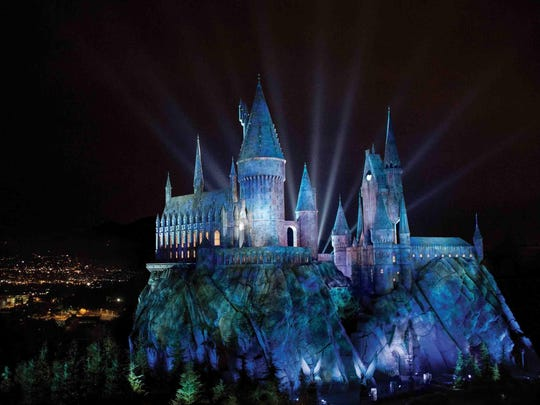 The Wizarding World of Harry Potter at Universal Studios Hollywood transports guests of all ages to the very places read about in stories or watched in movies.