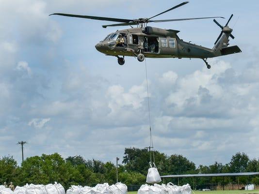 News: Louisiana Flooding