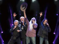 Anderson, Grant, Oak Ridge Boys coming to Midland