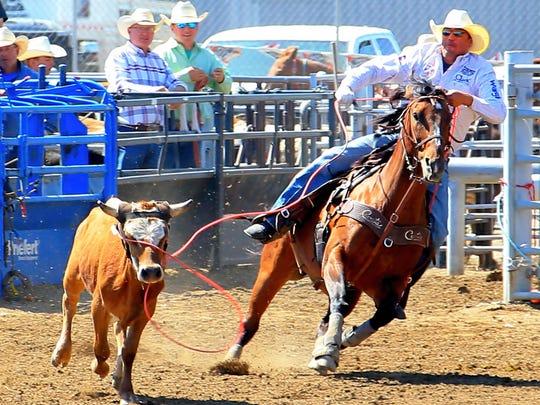 Montana has a rich cowboy culture.