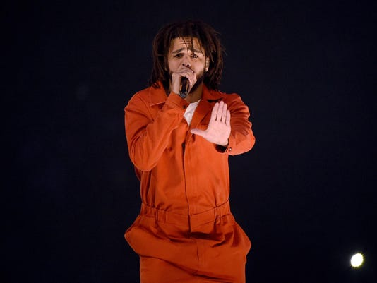 J. Cole In Concert - Brooklyn, New York