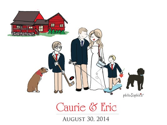 caurie and eric with home and date names.jpg