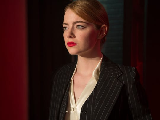 Emma Stone is an Oscar favorite for her role as an aspiring actress in 'La La Land.'
