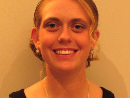 Plainfield golfer Kayla Benge