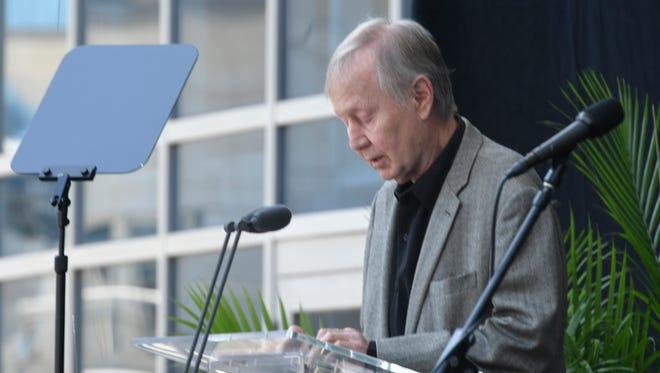 Charles Strobel founded Room in the Inn to help Nashville's homeless in 1986.