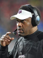 Former Texas A&M Aggies head coach Kevin Sumlin