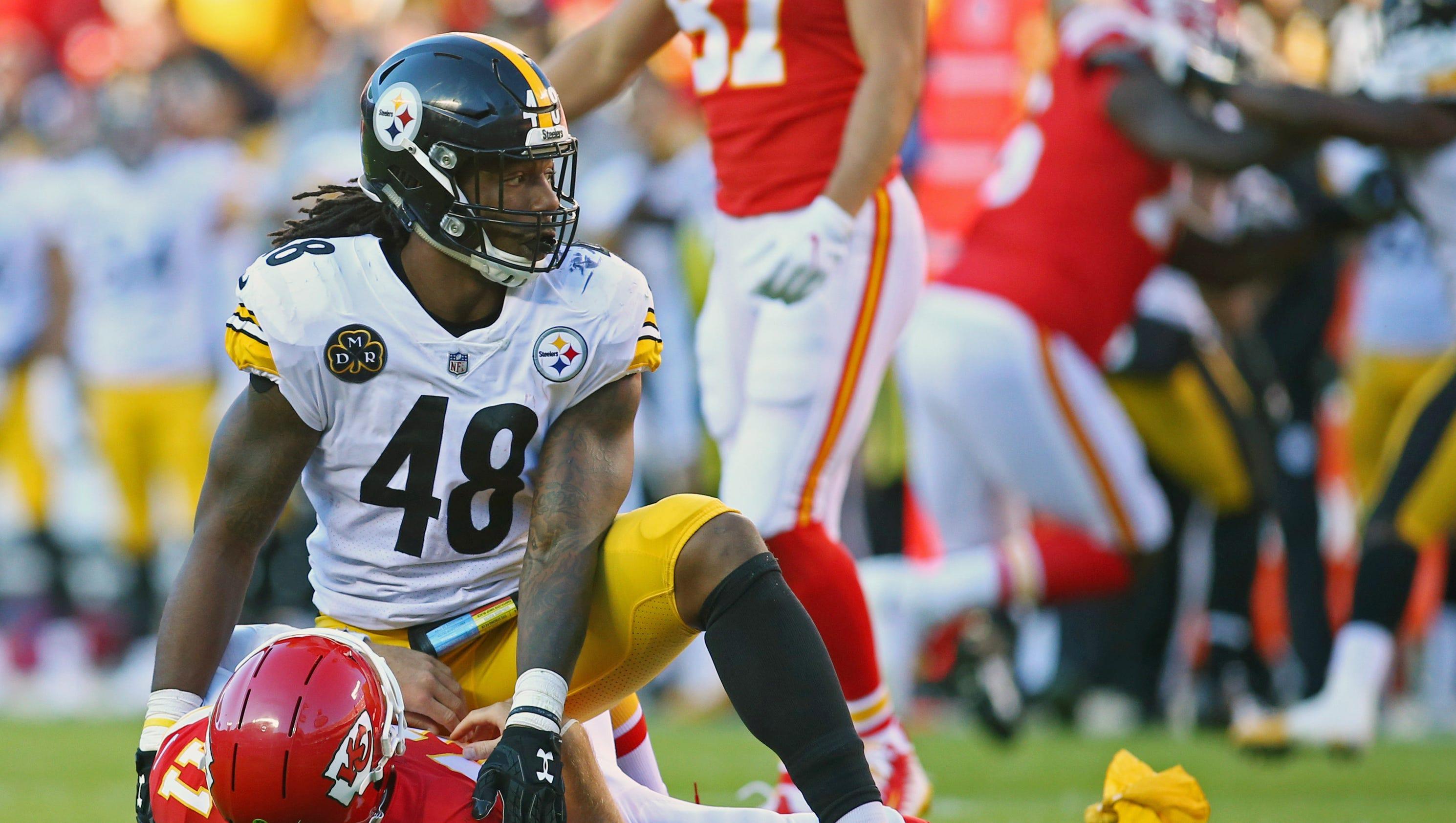 Steelers End Chiefs Run As Nfl S Last Unbeaten Team