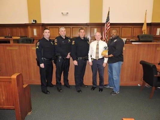 Linden police